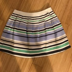 Forever 21 striped mini skirt size XS